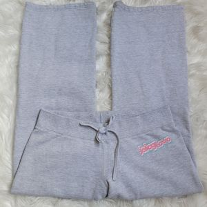 Juicy Couture Juicy Love Grey Cropped Sweats